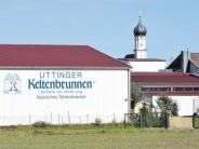 Insolvenz: Keltenbrunnen sitzt finanziell auf dem Trockenen