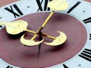 Zeitmessung: Ein Ort, an dem manchmal die Zeit stehen bleibt