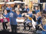 Musikkapelle: Konzert endet mit drei Zugaben