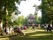 Schacky-Park: Kräuter, Klänge und Mythen