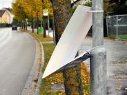 Kaufering: Wahlen: Parteien kämpfen gemeinsam gegen Plakatflut an