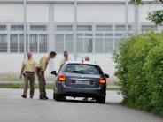 Justiz: Medienansturm vor dem Gefängnis