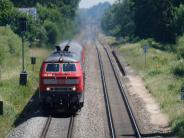 Verkehr: Ausbau der Bahnstrecke München-Lindau soll im Frühjahr starten