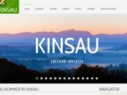 Internet: Kinsau auf einen Klick