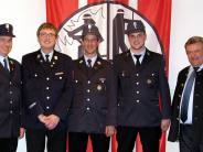 Feuerwehr:  Bisheriger Stellvertreter rückt auf