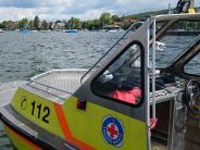 Ammersee: Angler findet Wasserleiche bei Herrschinger Strandbad