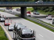 Verkehr: Autobahn-Ausbau: Das ändert sich für München-Pendler