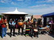 Freizeit: Ein deutsch-afrikanisches Fest