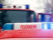 Kreis Aschaffenburg: 61-Jähriger wird bei Wohnhausbrand schwer verletzt