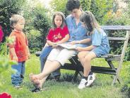Familienpaten: Eine Hilfe auf Zeit