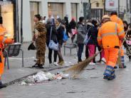 Landsberg: Narren blieben ziemlich friedlich