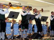 Frühjahrskonzert: Geige, Alphorn, Jazz und Filmmusik