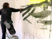 Kreis Landsberg: Bayerischer Jackson Pollock aus Dornstetten