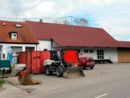 Neubau: Ehemaliges Lagerhaus wird abgerissen