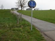 Verkehr: Für Quads und Motorräder bleibt der Kleine Hornberg tabu