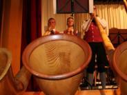 Prittriching: Blaskapelle Burching ersteigt musikalische Bergwelten