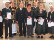 Apfeldorf: Zusammen bringen sie es auf 270 Jahre im Chor