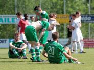 : Bilder vom Spiel TSV Landsberg gegen den VfR Garching