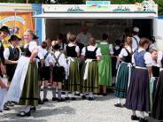 Lechgau: Beim Jugendtag wuselt es im Zelt