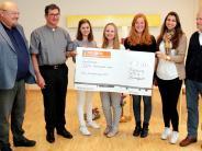 Landsberg: Abiturienten spenden für Flüchtlinge