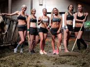 Apfeldorfhausen: So fit sind die Mädels auf dem Bauernhof