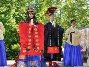 Koreafestival in St. Ottilien: Farbig und facettenreich