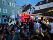Landsberg: Musik live hören und bummeln