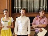 Abitur: 36 Landheimer verabschiedet