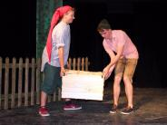 Theaterspiel: Kasperl und Seppl fangen den Räuber