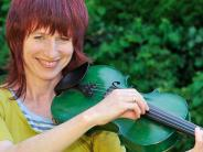 Eventin Landsberg: Die Frau mit der grünen Geige ist der musikalische Stargast