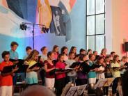 Sommerkonzert: Stets den Rhythmus im Leben halten