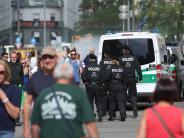 München: Eingesperrt im Oberpollinger: Landsberger erlebten Chaos mit