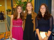 Abschluss: Bestnoten an der Liebfrauenschule