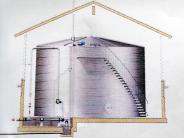 Wasserversorgung: 1,27 Millionen Euro für den Hochbehälter