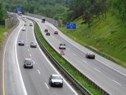 Kreis Landsberg: Sperrung auf A96: Autofahrer erwarten wieder Umleitungen