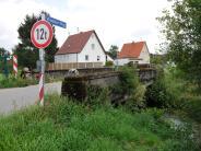Paar-Übergänge: Durch die Brücken sickert das (Salz-)Wasser