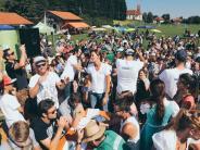 Bildergalerie: Unterdießen verliert das Bayern3 Dorffest-Finale