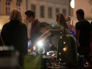 Bildergalerie: Der Landsberger Nachtflohmarkt in Bildern