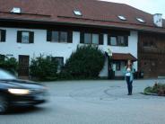 Apfeldorf/Kinsau: Mit Tempo 110 durchs Dorf