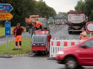 Landsberg: Jetzt ist wieder Stau