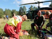 SAR-Übung: Internationale Retter wollen koordiniert sein