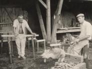 Erinnerungen: Wo die Literaten Spanferkel grillten