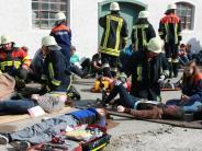 Heinrichshofen: Wenn's im Jugendzentrum brennt
