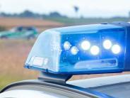 Landsberg: Fahrer hatte Gesundheitsprobleme: Reisebus rammt Mast