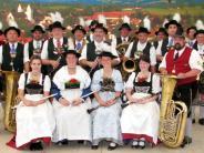 Epfach: Immer noch Spaß an der traditionellen Blasmusik