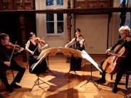 Kammermusik: Ein Engel zur blauen Stunde