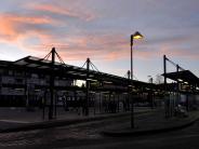 Bahnhof Landsberg: Handfester Streit endet auf der Polizeiwache