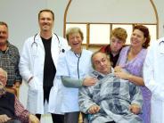 Apfeldorf: In der Klinik herrscht das Chaos