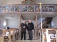 Dettenhofen: St. Martin: Ein Heiliger, den alle mögen