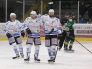 Eishockey Bayernliga: Die erste Revanche ist geglückt